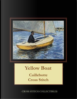 Yellow Boat by Cross Stitch Collectibles