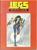 Legs Weaver: Illustrazioni by Andrea Artusi