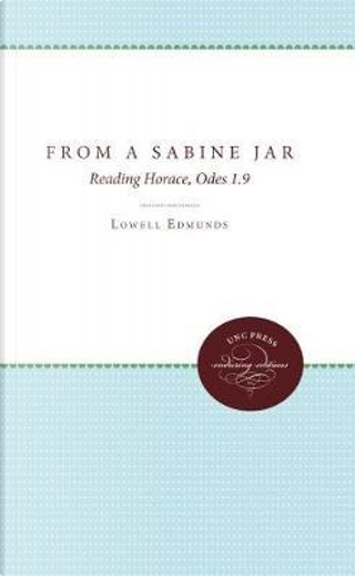 From a Sabine Jar by Lowell Edmunds