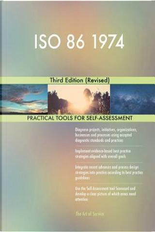 Iso 86 1974 by Gerard Blokdyk