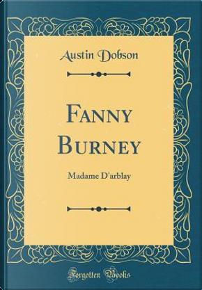 Fanny Burney by Austin Dobson