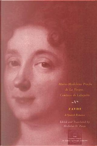 Zayde by Madame de La Fayette