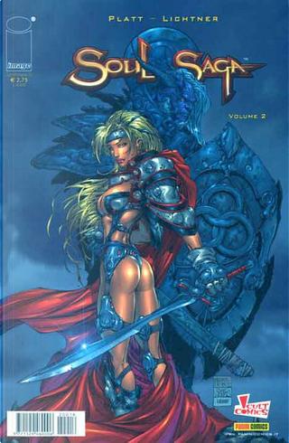 Soul Saga n.2 by Christian Lichtner, Stephen Platt