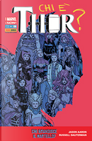Thor #6 All New Marvel Now! by Al Ewing, Jason Aaron