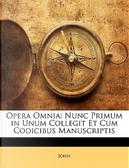 Opera Omnia by Elton John