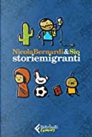 Storiemigranti by Nicola Bernardi, Sio