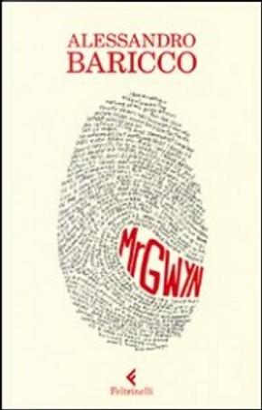 Mr Gwyn by Alessandro Baricco