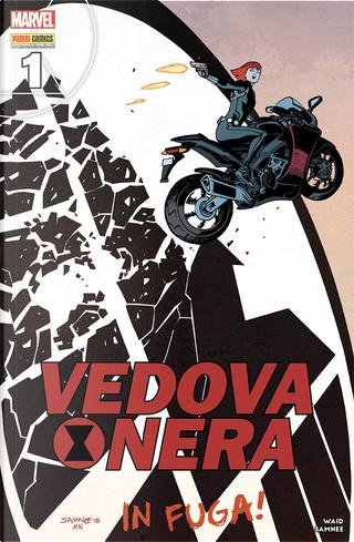 Vedova Nera #1 by Chris Samnee, Mark Waid