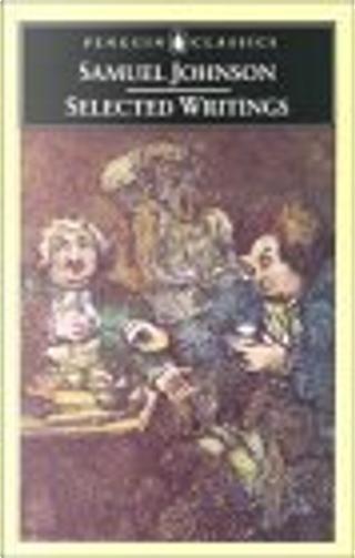 Johnson by Samuel Johnson, Patrick Cruttwell