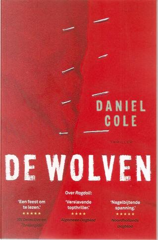 De wolven by Daniel Cole