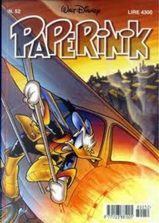 Paperinik e altri supereroi n. 52 by Bruno Concina, Diego Fasano, Frank Gordon Payne, Jerry Siegel, Rodolfo Cimino, Rudy Salvagnini, Vic Lockman