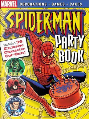 Spiderman Party Book by Susan M. Banker