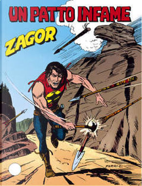 Zagor n. 332 (Zenith n. 383) by Bepi Vigna, Marcello Toninelli