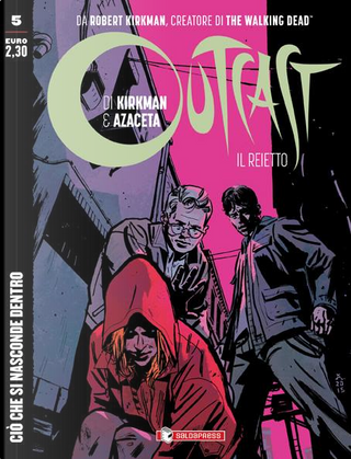 Outcast n. 5 by Robert Kirkman