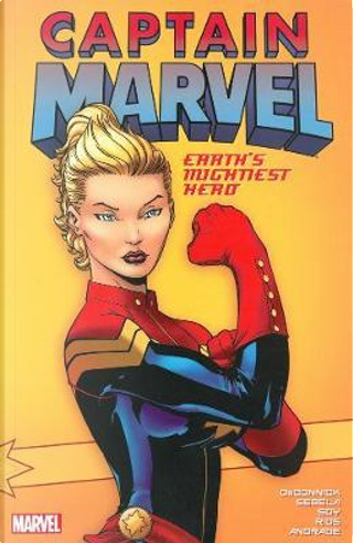Captain Marvel 1 by Kelly Sue DeConnick