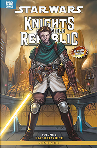 Star Wars: Knights of the Old Republic, Vol. 5 by John Jackson Miller