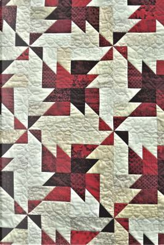 Nice Quilt Journal - Yeah, Just a Picture with Pages to Write In, But There You Go. by Cool Image
