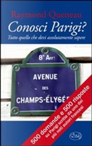 Conosci Parigi? by Raymond Queneau