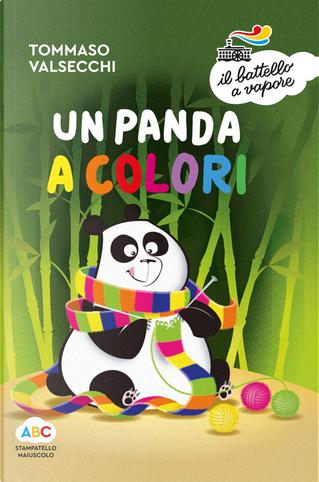 Un panda a colori by Tommaso Valsecchi
