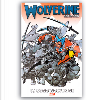 Wolverine: Serie oro vol. 8 by Chris Claremont