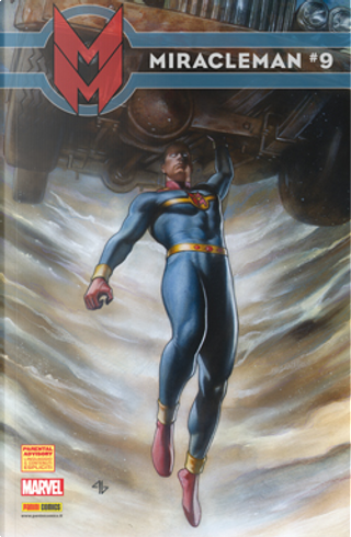 Miracleman #9 by Alan Moore, Mick Anglo