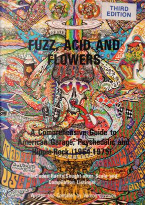 Fuzz, Acid and Flowers by Vernon Joynson