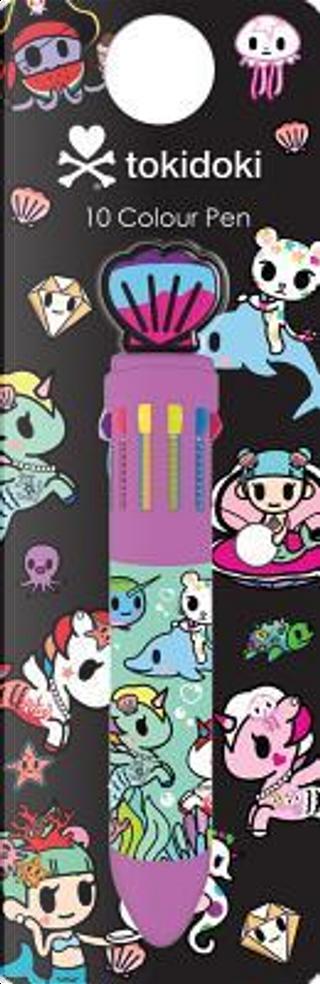 Mermicorno 10 Color Pen by Tokidoki