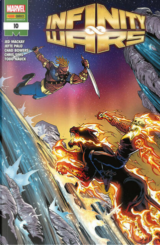 Infinity Wars vol. 10 by Chad Bowers, Chris Sims, Jed MacKay