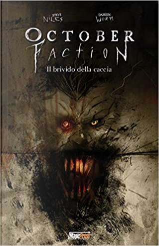 October Faction vol. 2 by Steve Niles