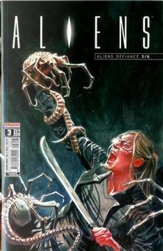 Aliens #3 by Brian Wood