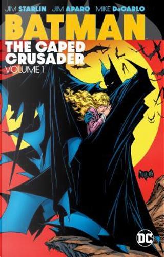 Batman the Caped Crusader 1 by Jim Starlin