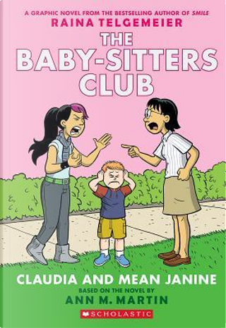 The Baby-Sitters Club 4 by ANN M. MARTIN