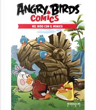 Angry Birds vol. 1 by François Corteggiani, Jeff Parker, Paul Tobin