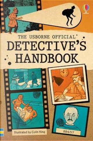 The Official Detective's Handbook (Usborne Handbooks) by VARIOUS