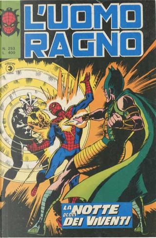 L'Uomo Ragno n. 253 by Len Wein, Jim Shooter, Chris Claremont