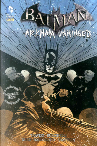 Batman: Arkham Unhinged vol. 5 by Karen Traviss