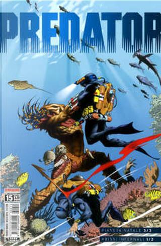 Predator #15 by Mark Schultz, Kate Worley, James Vance
