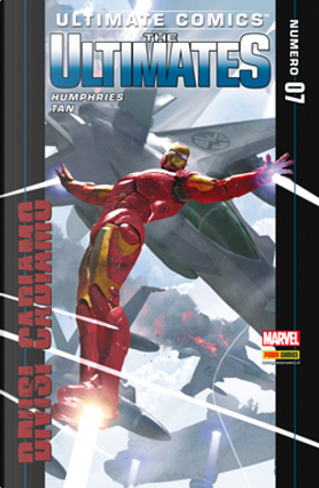Ultimate Comics: The Ultimates n. 7 by Billy Tan, Sam Humphries, Timothy Green II