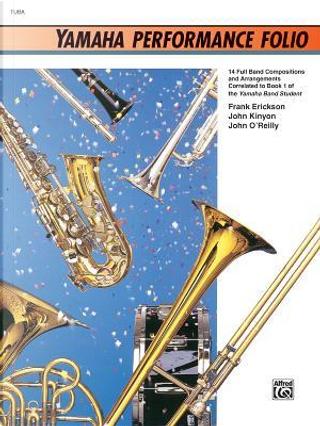 Yamaha Performance Folio for Tuba by Frank Erickson