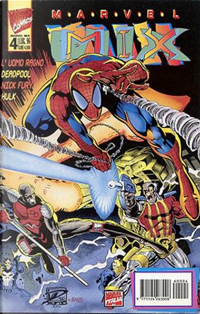 Marvel Mix n. 4 by Fabian Nicieza, Gregory Wright, Howard Chaykin, Ian Edginton