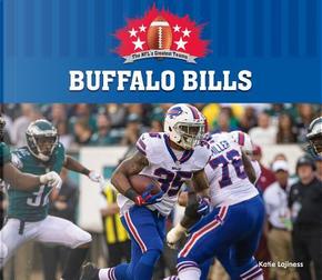 Buffalo Bills by Katie Lajiness