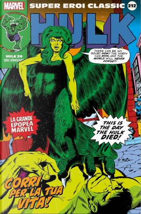 Super Eroi Classic vol. 212 by Chris Claremont, Steve Englehart