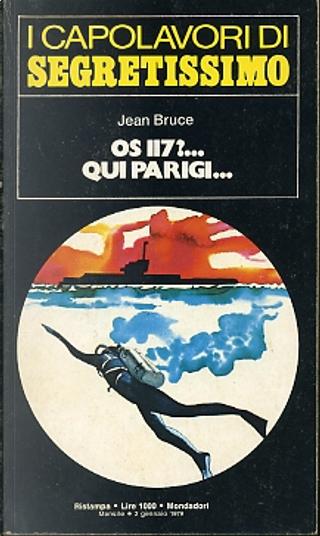 OS 117?... Qui Parigi... by Jean Bruce