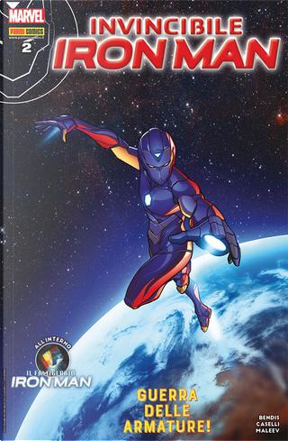 Iron Man n. 51 by Brian Michael Bendis