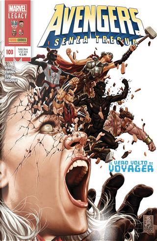 Avengers n. 103 by Paco Medina