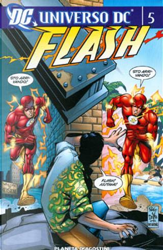 Universo DC - Flash vol.05 by Chuck Dixon, Paul Pelletier, Ron Marz, Will Rosado