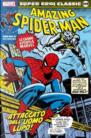 Super Eroi Classic vol. 210 by Gerry Conway