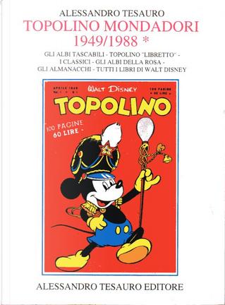 Topolino in Italia n. 3 by Alessandro Tesauro