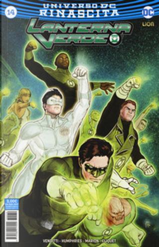 Lanterna Verde #14 by Robert Venditti, Sam Humphries