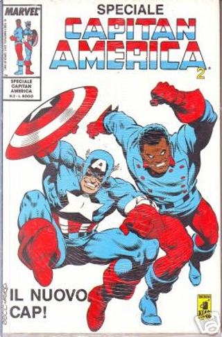 Capitan America: Il nuovo Cap by Tom Morgan, Bob McLeod, Dave Hunt, Mark Gruenwald
